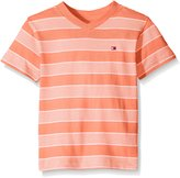 Tommy Hilfiger Little Boys Glory Stripe Tee