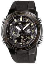 Edifice Casio Men's Analogue/Digital Quartz Watch with Resin Strap EFA-131PB-1AVEF