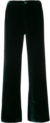 F.R.S For Restless Sleepers Wide Leg Trousers