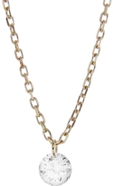 Kataoka Single Round Diamond Necklace