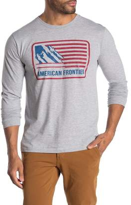 Fifth Sun American Outdoors Long Sleeve T-Shirt