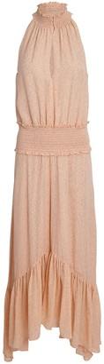 A.L.C. Kaia Silk Fil Coupe Dress