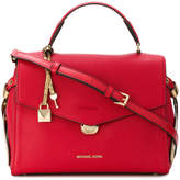 MICHAEL Michael Kors Bristol leather satchel