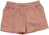 Kiwi Shorts (Baby) - Marigold Stripe-18-24 Months