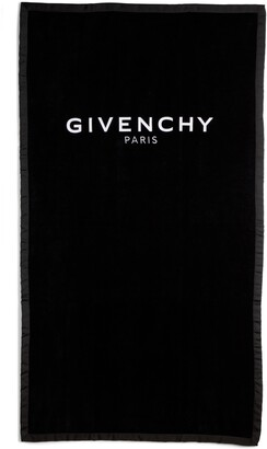 Givenchy Embroidered Beach Towel