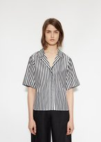 Margaret Howell Wide Sleeve Rever Shirt