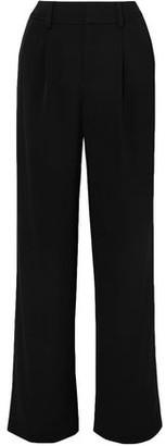 Vince Satin-crepe Wide-leg Pants