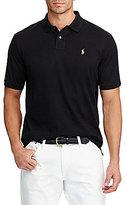 Polo Ralph Lauren Big & Tall Solid Featherweight Mesh Short-Sleeve Polo Shirt
