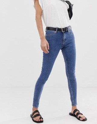 Cheap Monday Mid Spray skinny jeans