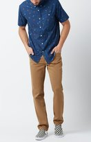Ezekiel Chopper Tan Jeans