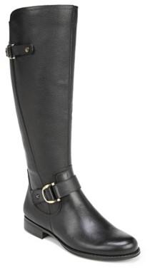 Naturalizer Jillian Wide Calf Riding Boot