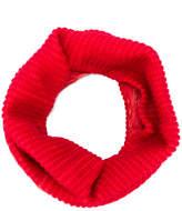 Issey Miyake ribbed infinity scarf