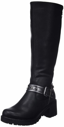 Refresh Women's 64750 Slouch Boots Black (Negro Negro) 4 UK