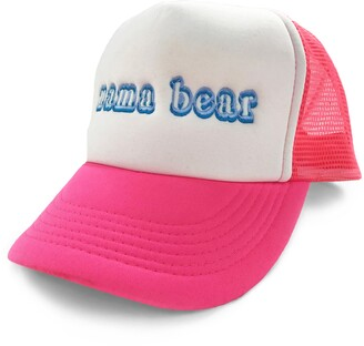 Bun Maternity Mama Bear Trucker Hat