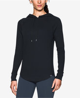 Under Armour Waffle-Knit Hoodie
