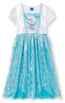 Disney Princess Frozen Girls' Nightgown - Blue