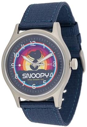 Timex X Snoopy watch
