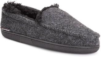 Muk Luks Men's Faux Wool Moccasin Slippers