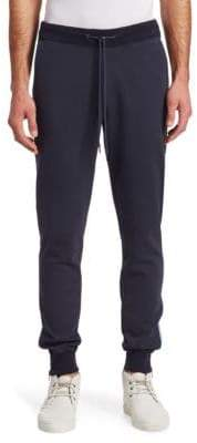 Saks Fifth Avenue MODERN Zip Cuff Jogger Pants
