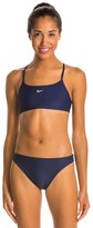 Nike Swim Nylon Core Solids Sport Top 2PC Swimsuit Set 4303