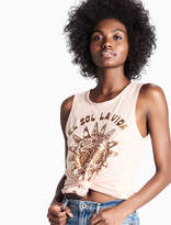 Lucky Brand El Sol Muscle Tank