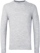 Eleventy plain sweatshirt - men - Silk/Merino - M