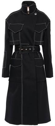 Proenza Schouler Belted Cotton-blend Gabardine Trench Coat