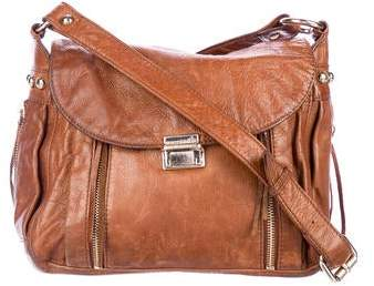 Rebecca Minkoff Brown Leather Crossbody Bag