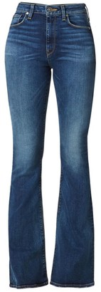 Hudson Holly High-Rise Flared Jeans