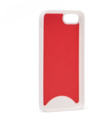 Thumbnail for your product : Christian Louboutin Loubiphone Sneakers Iphone 7 & 8 Phone Case - Red White