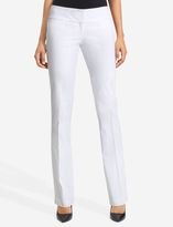 The Limited Exact Stretch Double-Waistband Bootcut Pants