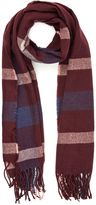 Warehouse Check Scarf