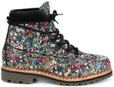 Tabitha Simmons 'Bexley' floral boots