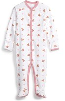 Ralph Lauren Infant Girl's Print Cotton One-Piece