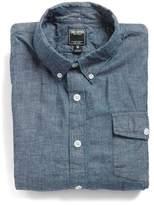 Todd Snyder Japanese Chambray Lennox Shirt