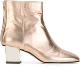 Marc Ellis - metallic boots - women - Leather/Suede - 38