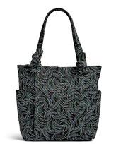 Vera Bradley Kiev Swirls Hadley Bag