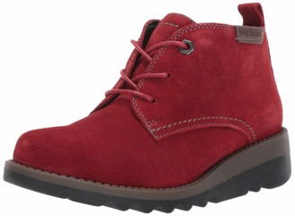 Josef Seibel Women's Lina 07 Ankle Boot red 36 Medium EU (5-5.5 US)