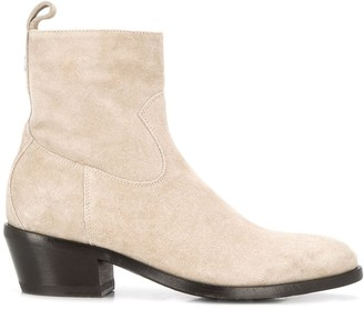 Jimmy Choo Jesse cowboy boots