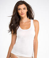 Fine Lines Pure Cotton Wide Strap Camisole - Women's