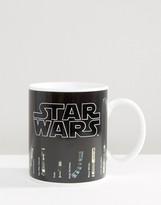 Gifts Star Wars Lightsaber Heat Change Mug