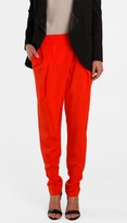 Heavy Washed Silk Pant