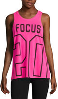 City Streets Graphic Muscle Tank Top - Juniors