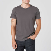 DSTLD Modern Crew Neck Tee in Charcoal