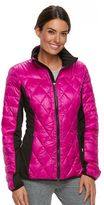 Tek Gear Women's Colorblock Quilted Jacket