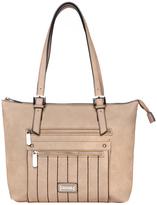 CSJ035 Madrid Zip Top Tote Bag