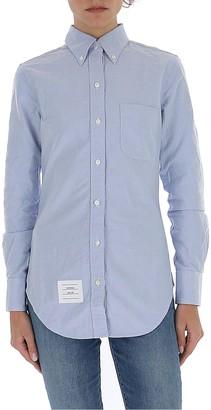 Thom Browne Classic Long Sleeve Shirt