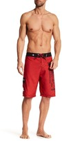 Affliction Warm Machine Boardshort