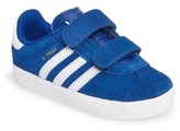 adidas Infant Boy's Gazelle Fall Pack Sneaker