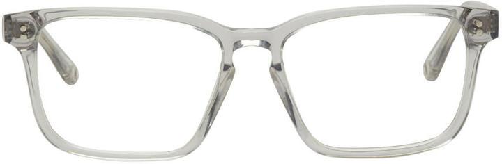 Raen Transparent Ditmar Glasses